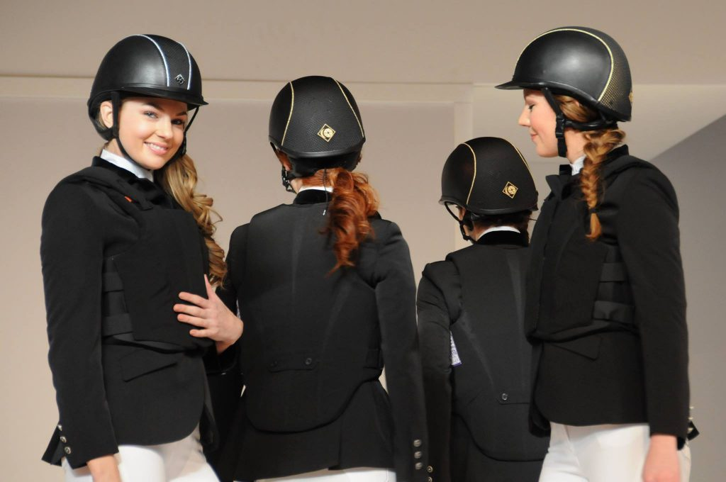 horse rider protective equipment